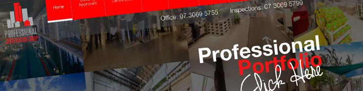 Professional Planning Group web design Brisbane.