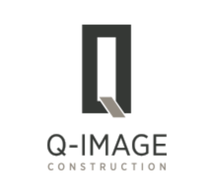 Q-Image Construction Logo Design Brisbane