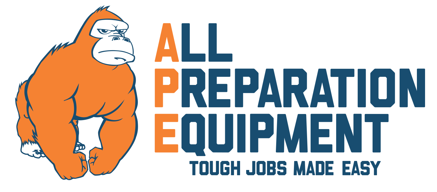 All Preparation Equipment Logo Design Brisbane