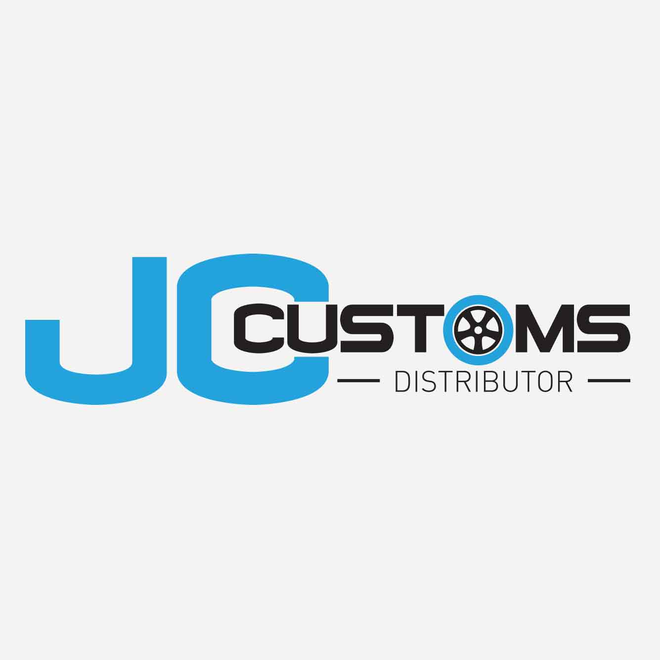 JC Customs Logo Design Brisbane