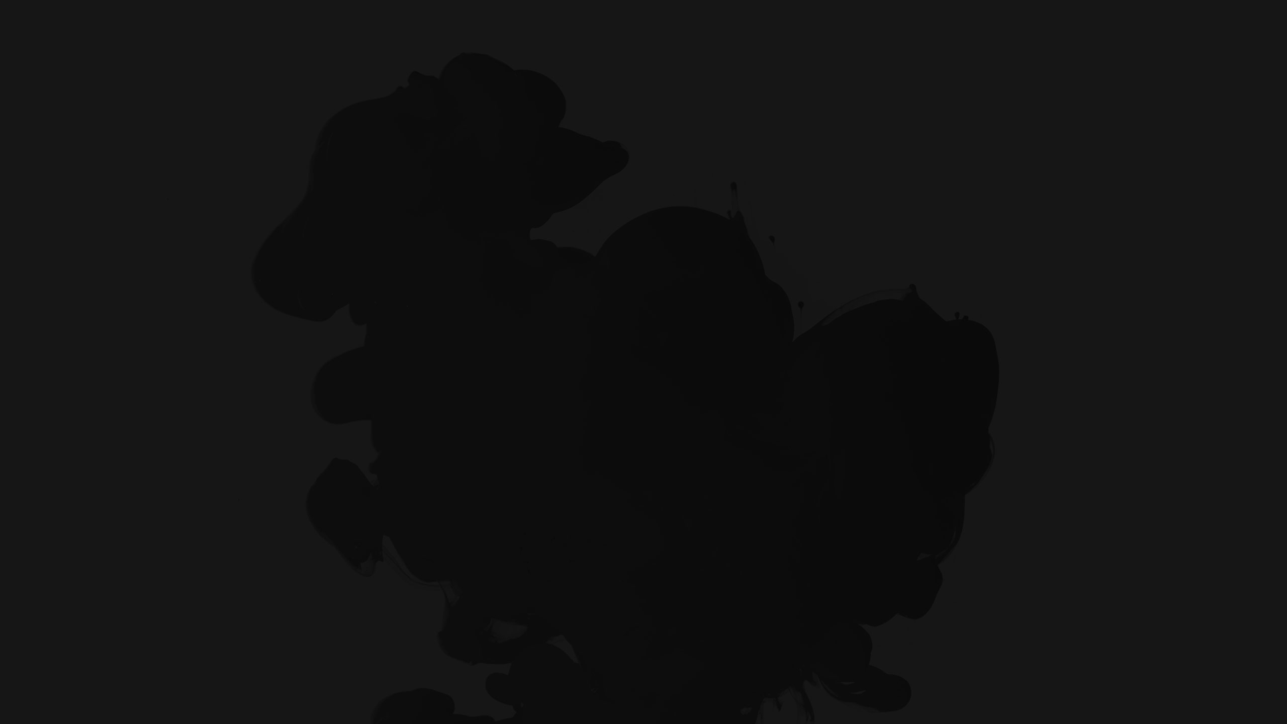 Black Ink Cloud | Background Image | Graphic Design Brisbane